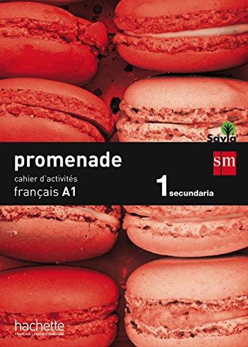 Cahier de français. 1 ESO. Promenade - 9788467578058 por Céline Himber