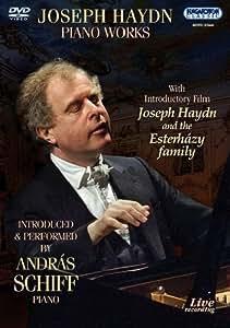 Haydn - Piano Works (Schiff) [DVD]