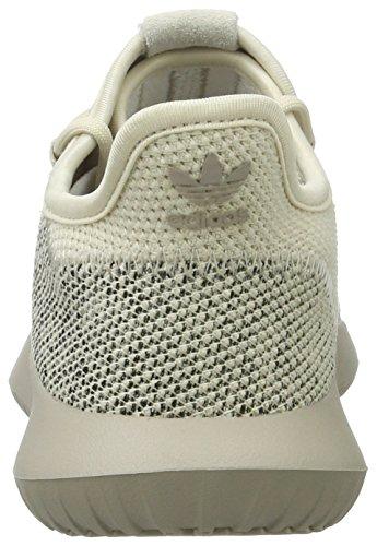 adidas Unisex-Kinder Tubular Shadow Sneaker Braun (Clear Brown/Light Brown/Core Black)
