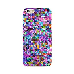 Rayite Sharpie Doodle Premium Printed Case For Apple iPhone 6/6s