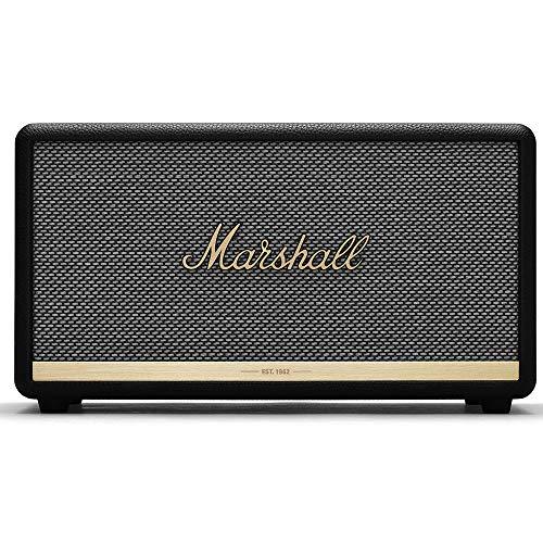 Marshall Stanmore II Bluetooth Lautsprecher - schwarz (EU)