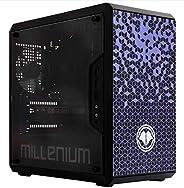 MIllenium - Ordenador Gaming de Sobremesa (Millenium Machine 1 Mini Diana), Intel Core i5 9400F, DDR4 16GB, 1T