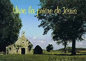vivre la prière de jésus (33 tours)