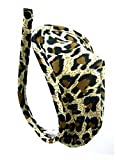 Leoparden C-String Herren Männer Tanga Unterhose Leo Einheitsgröße S/M/L