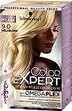 Schwarzkopf Color Expert Intensiv-Pflege Color-Creme 9.0 Hellblond, 3er Pack (3 x 167 ml)