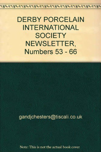 derby-porcelain-international-society-newsletter-numbers-53-66