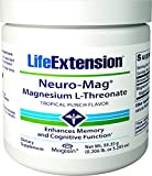 Life Extension Neuro-Mag Magnesium L-Threonate - Tropical Punch Flavour - 3.293oz (93.35g)