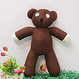 ysldtty Envío Gratis 23Cm Altura Mr Bean Teddy Bear Animal de Peluche de Peluche de Juguete para Niños Regalo Color Marrón 23Cm S