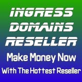 Ingress Domains Reseller