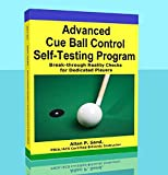 Advanced Cue Ball Control Self-Testing Program for Pool & Pocket Billiards