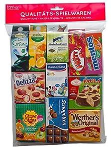 Christian Tanner 2076.2  - Bolsa de la compra con comestibles de juguete Importado de Alemania