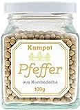 Pimienta de Kampot (blanco), 100 gramos de calidad suprema
