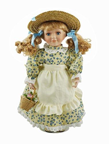 Cosette nueva porcelana colectiva muñecas Vintage decoración del hogar para decoración flores niña
