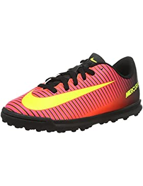 Nike Unisex-Kinder Mercurialx Vortex Iii Tf Fußballschuhe