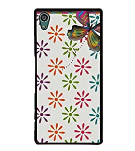 Fiobs Designer Back Case Cover for Sony Xperia Z5 :: Sony Xperia Z5 Dual 23MP (Awards Ar Artistic Owl Birld Dance Singer)