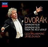#1: Dvorak: Symphonies 8 & 9