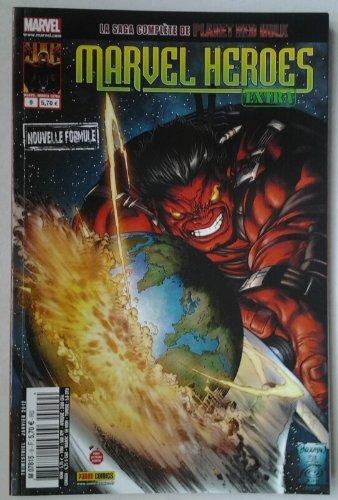 Marvel heroes extra 09 : red hulk