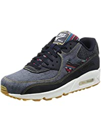 buy popular 0f366 2d3ce Nike - Basket Air Max 90 Premium 700155-402 Bleu