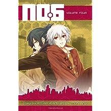 No. 6 Volume 4 by Atsuko Asano (2013-12-17)