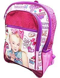8b7298650b0f NWT Nickelodeon JoJo Siwa Backpack School Book Bag Kids Super Cute bow
