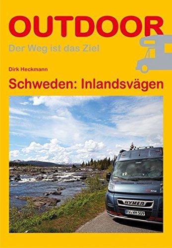 Schweden: Inlandsvägen (Der Weg ist das Ziel): Alle Infos bei Amazon