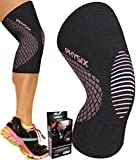 Knee Support Compression Sleeve for Men Women & Kids, Best Support Brace