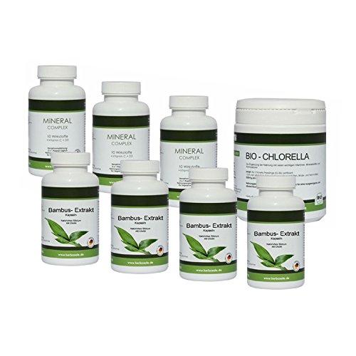 Aluminium Ausleitung (120 Tage) mit natürlichen Silizium und Cholin- Herba Sale®