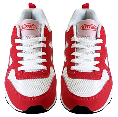 A&H Footwear , Damen Sneaker White Coral
