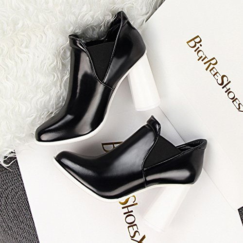 Shoeshaoge estate scarpe Fashion # Winter vintage cavaliere stivali e scarpe bare-cool pantofole da donna Tinta unita