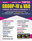 Model Paper (General Studies + General English) Previous Year Exam Solved Paper (2016 & 2014 VAO, 2018, 2016, 2014, 2013, 2012 & 2011 GROUP IV) General English : PART A: Grammar - PART B: Literature PART C: Authors and their Literary Works Ge...