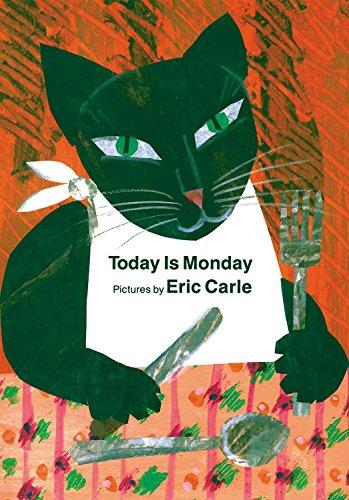Today is Monday por Eric Carle