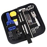 Uhr Reparatur Werkzeug Summingbest 13 Stück Uhr Reparatur Werkzeug Tool Kit Set Uhrengehäuse Öffner Link Remover Schraubendreher Gerät