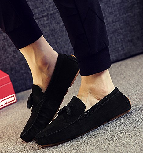 Classic Slip Suede Chaussures en mocassin QEDFS Taille-38 q7Ry7Yg9