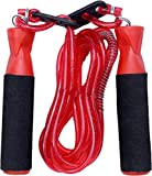 #8: Chhabra Sport Adjustable Skipping Rope (red)