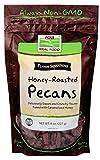 NOW Foods - ora vero cibo arrostito miele noci pecan - 8 oz.