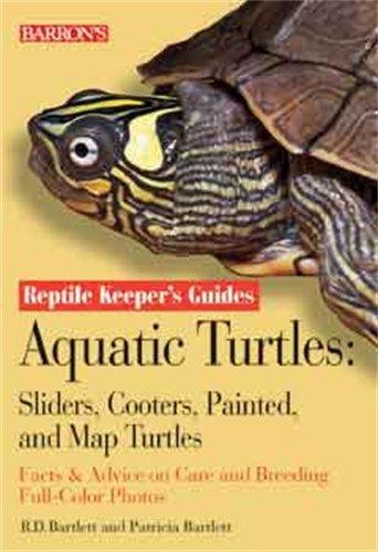 Aquatic Turtles (Reptile Keeper's Guide) -
