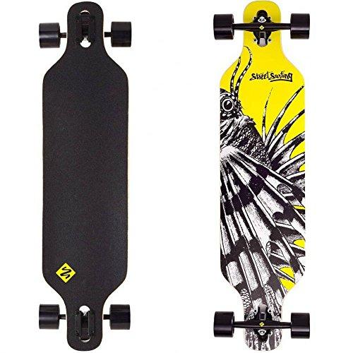 Square Scooter Board (Street Surfing - Freeride 39'' – dragon – longboard)