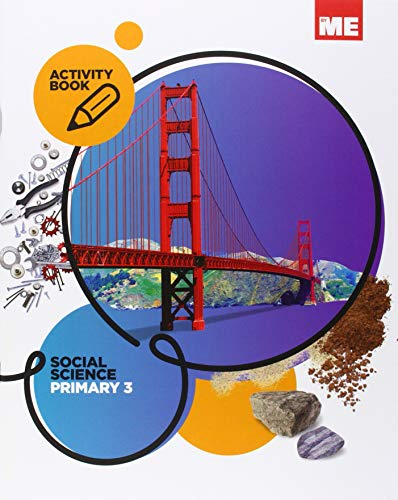 Social Science 3º - Activity Book (ByMe) - 9788415867852