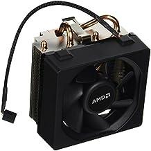 AMD FX 6-Core Black Edition -6350 + Wraith cooler 3.9GHz 6MB L2 Caja - Procesador (AMD FX, Socket AM3+, PC, FX-6350, 64 bits, L2)