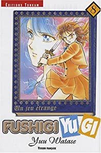 Fushigi Yugi Edition simple Tome 8