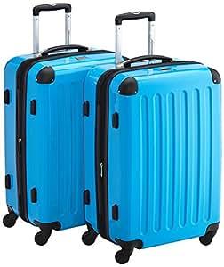 HAUPTSTADTKOFFER Luggage Sets , 65 cm, 148 L, Blue