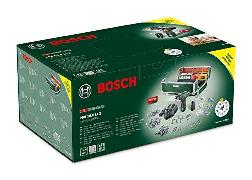 Bosch Akku-Schlagbohrschrauber PSB 10,8 LI-2 Toolbox - 2