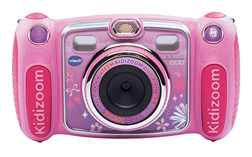 VTech 170853 KidiZoom Duo Camera - Pink