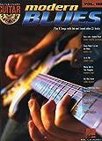 Guitar Play-Along: Volume 166: Modern Blues (Hal Leonard Guitar Play-Along)