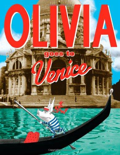 Olivia Goes to Venice por Ian Falconer