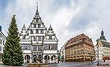 druck-shop24 Wunschmotiv: Town Hall of Paderborn, Germany