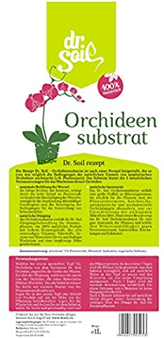 Dr. Soil Substrat Orchidées