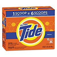Procter And Gamble Tide Powder Laundry Detergent Scent 20 Oz