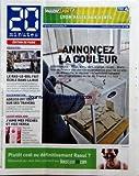 20 MINUTES [No 1790] du 12/03/2010 - LES REGIONALES -J'AIME MES PECHES ET VICE VERSA / CAHIER WEEK-END -DISCRIMINATION / ADECCO DIT TOUT SUR SES TRAVERS -LE RAS-LE-BOL FAIT ECOLE DANS LA RUE / LES ENSEIGNANTS...