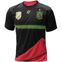 fa898f23566c5 Selección española de fútbol. Camiseta oficial reversible.